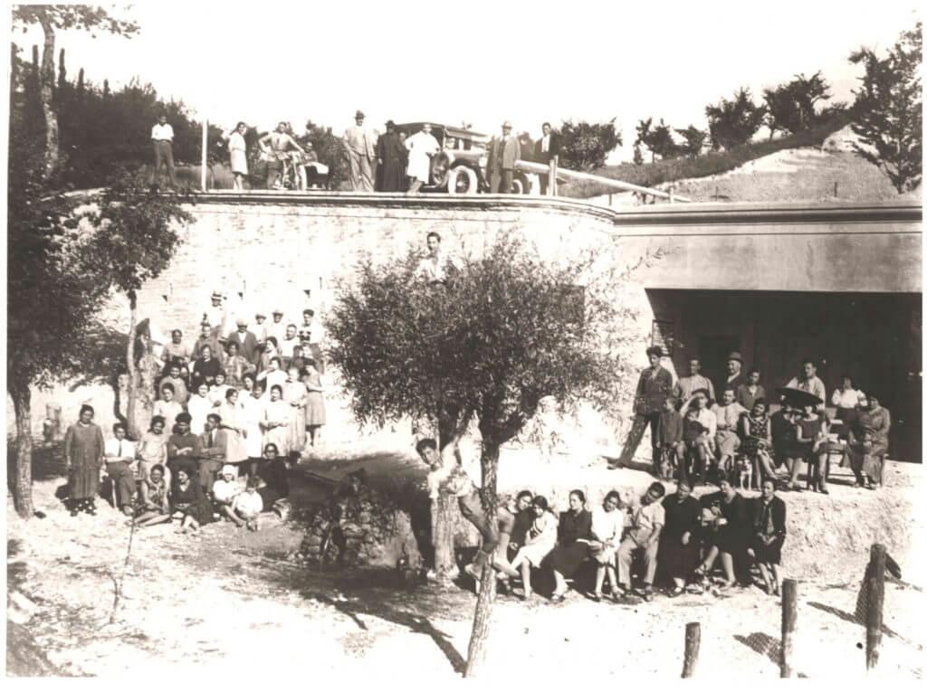 Origini delle Terme di Sarnano - La Storia