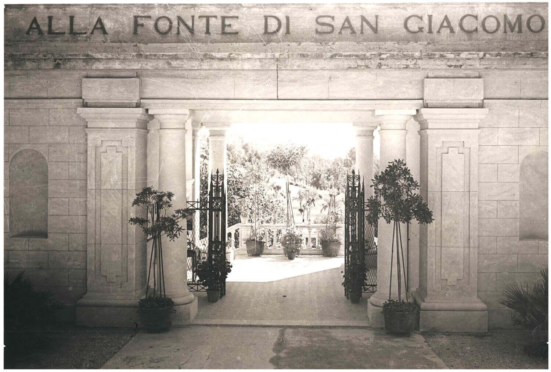 Sede storica delle Terme di Sarnano