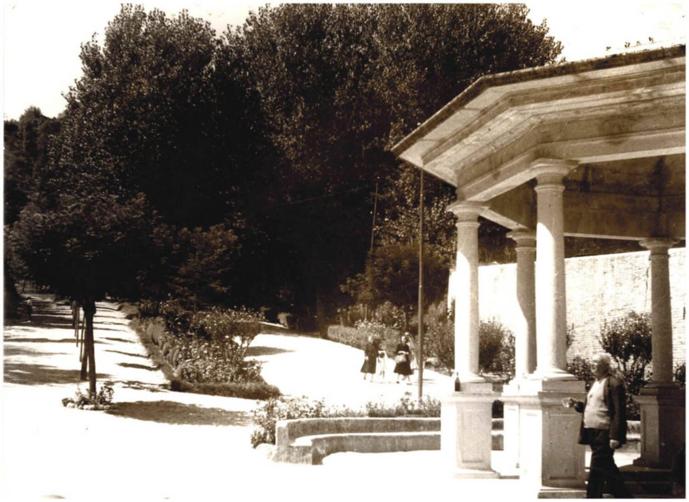 le acque termali di Sarnano