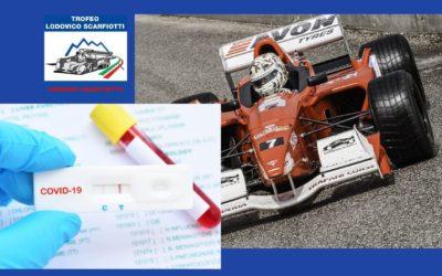 Test antigenici per i partecipanti al Trofeo Scarfiotti 2021