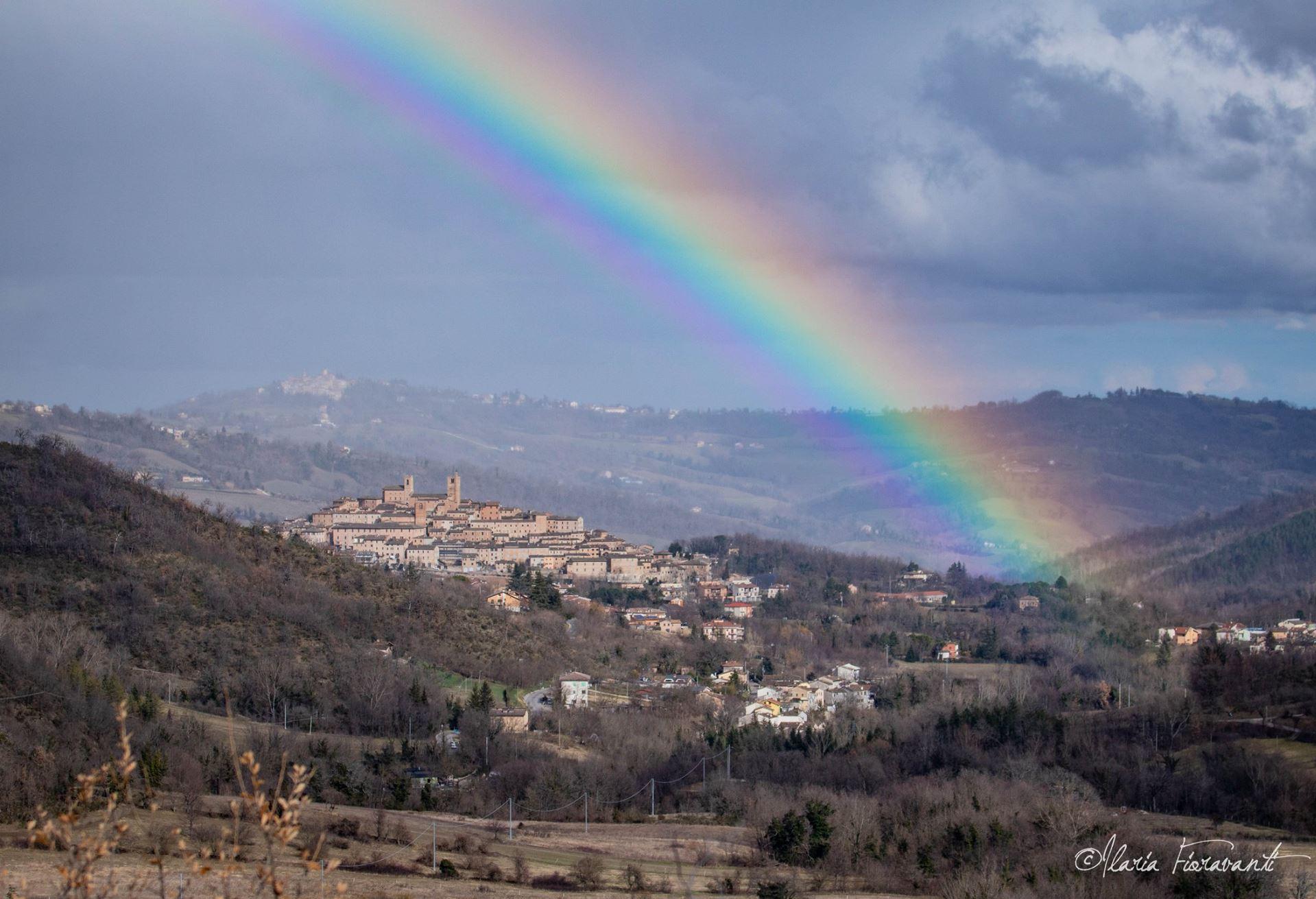 Buona Pasqua dalle Terme di Sarnano - Foto di Ilaria Fioravanti