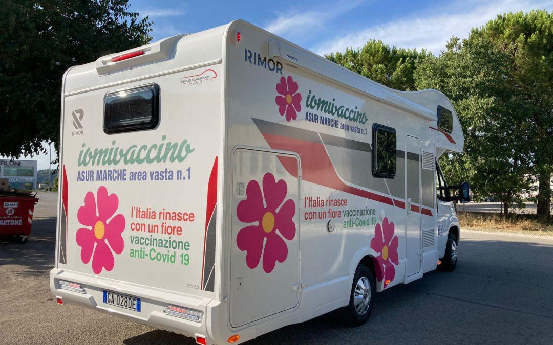 3 settembre: campagna vaccinale itinerante alle Terme di Sarnano