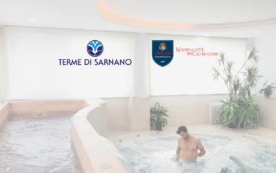 Le Terme di Sarnano stipulano una convenzione con l'Università di Camerino