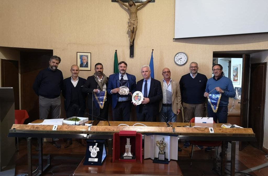 Firmato il protocollo d'intesa con la FIS: le Terme di Sarnano ospiteranno la nazionale italiana di Fioretto